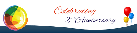 Celebrating 2nd Anniversary