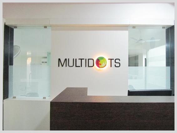 Multidots has a new office