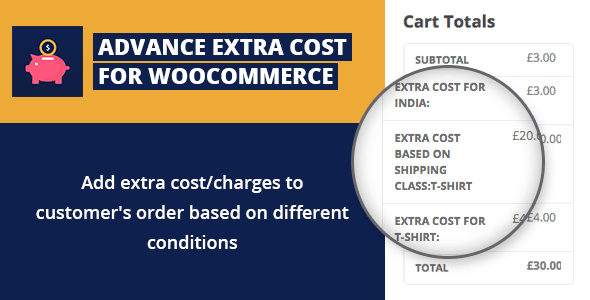 Advance Extra Cost Plugin