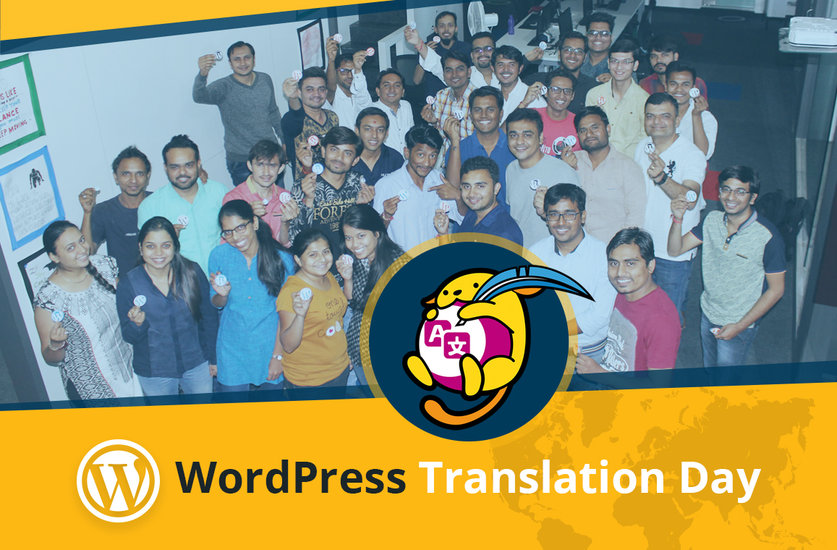 Multidots celebrates Global WordPress Translation Day on Nov 12 by contributing Gujarati Translations