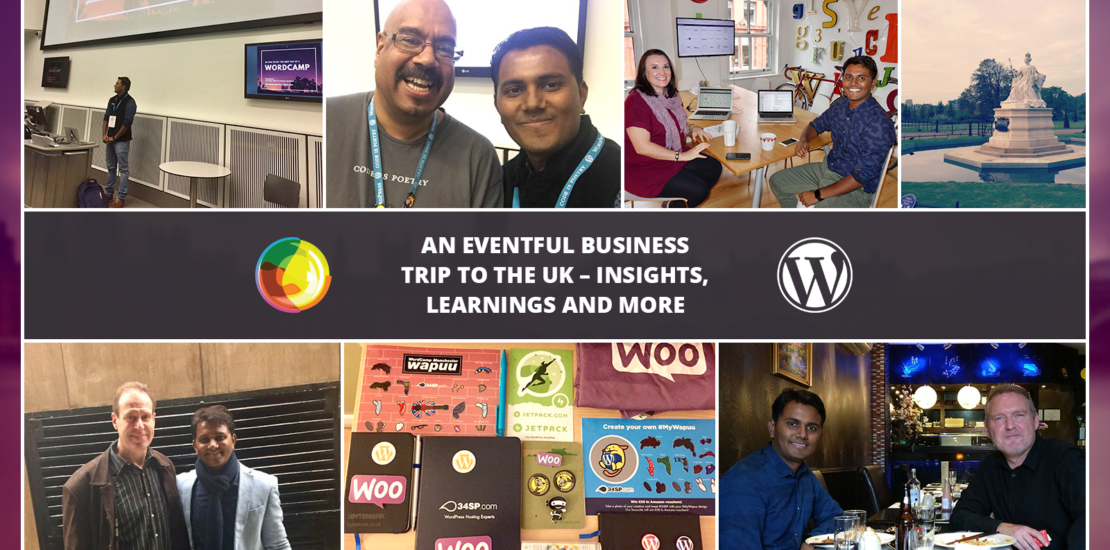 An Eventful Business Trip to the UK – Insights, learnings and more
