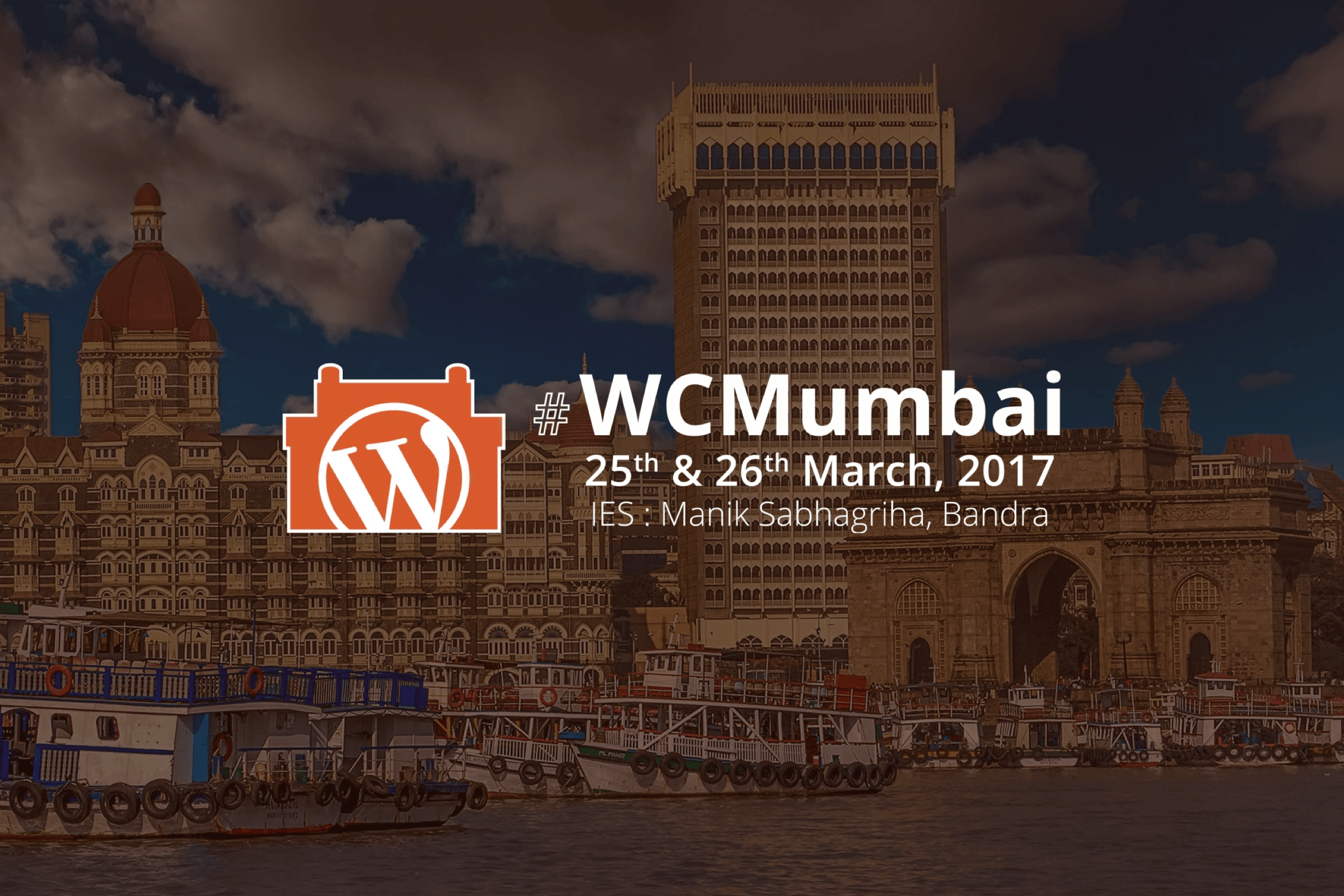 Multidots at WordCamp Mumbai 2017: The City of Dreams taught a lot to Our Team!