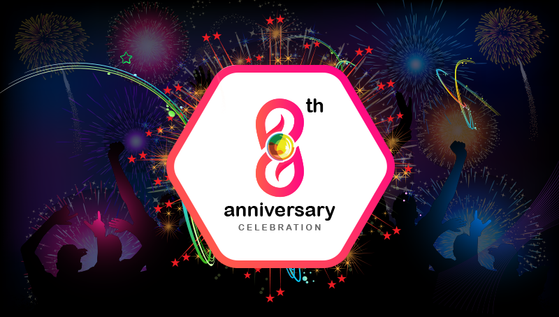 Multidots 8th Anniversary
