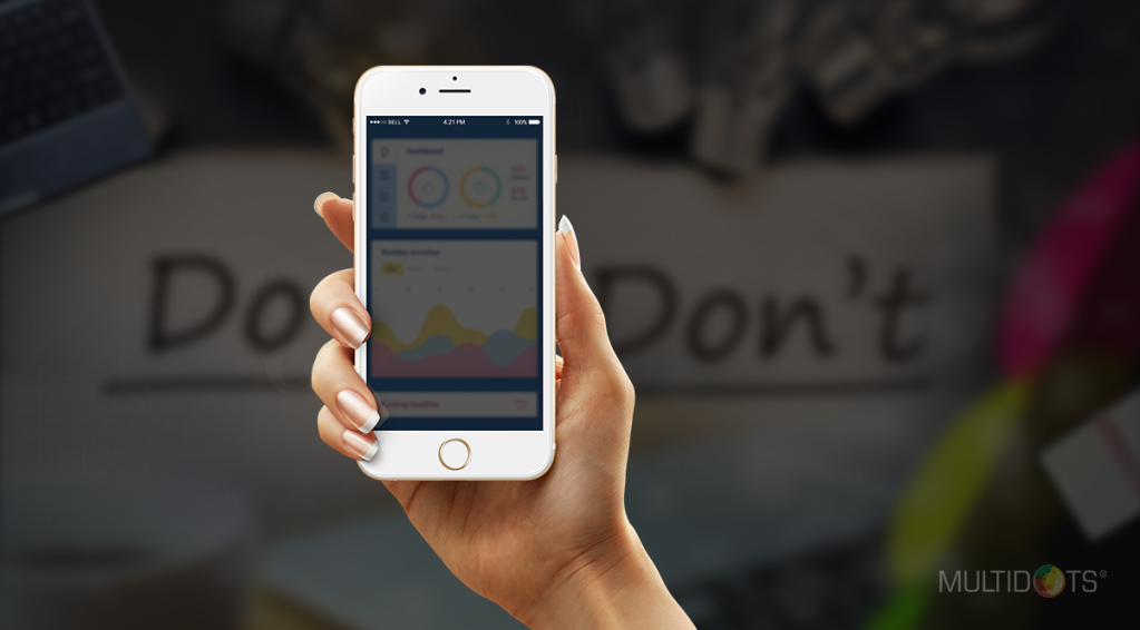 Contemplating an enterprise app for your business? A 10 point hack-list of the do's and don'ts of enterprise apps, for you to decide right.