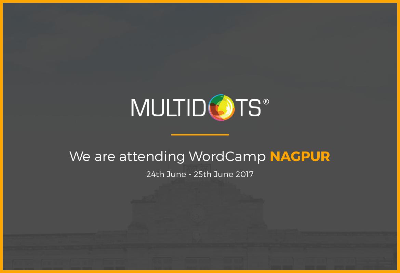 WordCamp Nagpur Multidots Is coming!