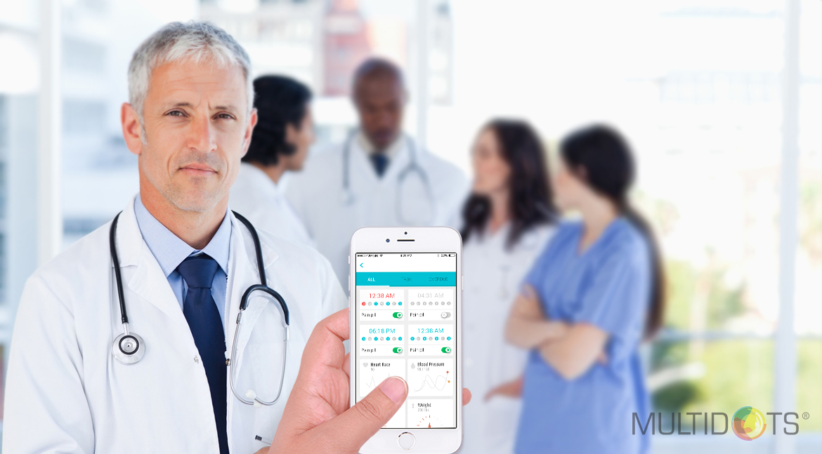 Mobile apps and pathology — how diagnostics is leveraging technology to create a better doctor-patient ecosystem.