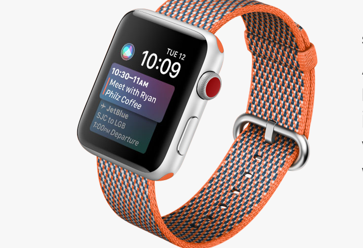 Time to Show off the Apple Watch