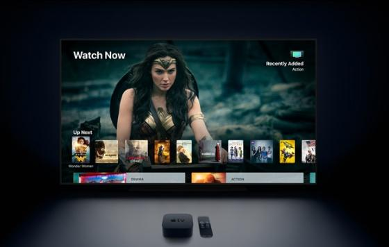 Improvements in Apple TV