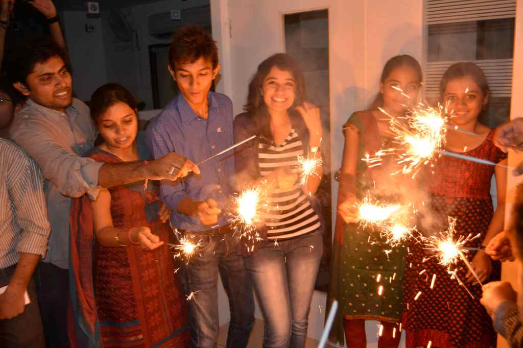Celebration of Love, Happiness and Respect – Diwali 2013