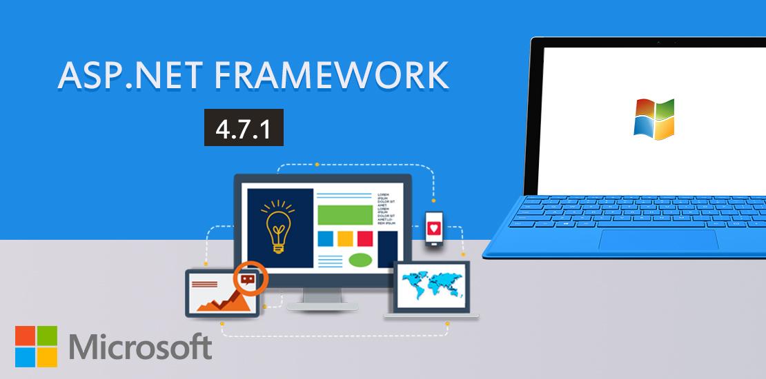 Asp.Net Freamework 4.7.1