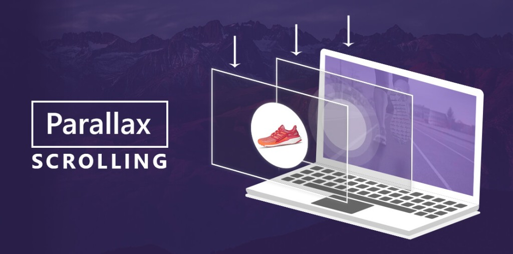 Parallax Scrolling – Bring Agility to your designs