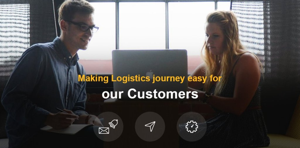 Making Logistics Journey Easy for our Customers