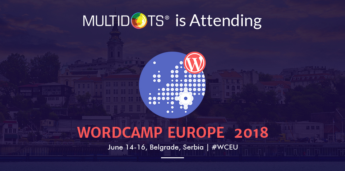 WCEU 2018 : The verve is just around the corner