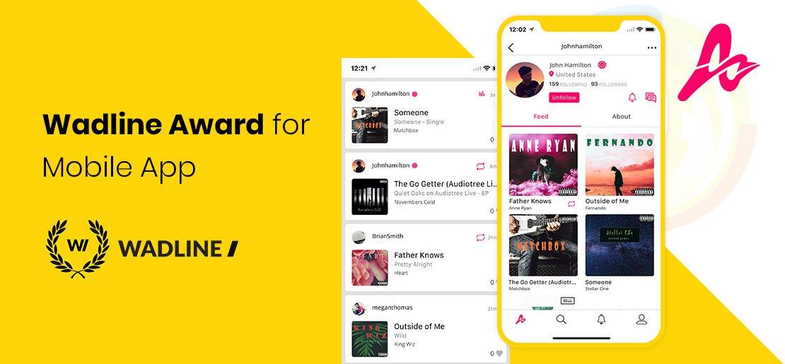 Multidots Wins Wadline Award in Mobile App Category