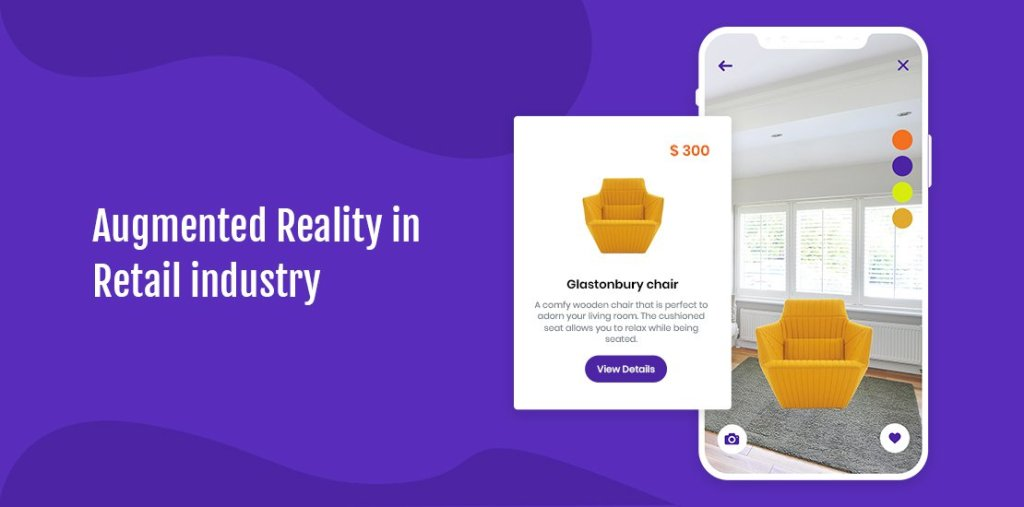 How Augmented Reality is Driving Business Growth in Retail Industry