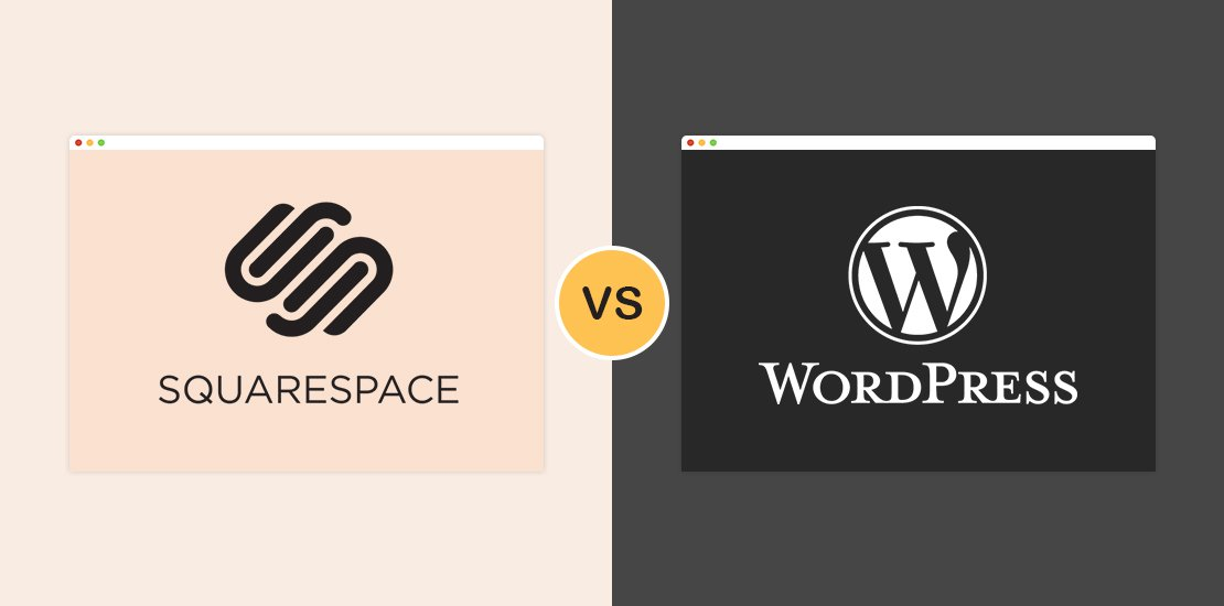 SquareSpace vs WordPress, Which is Better?