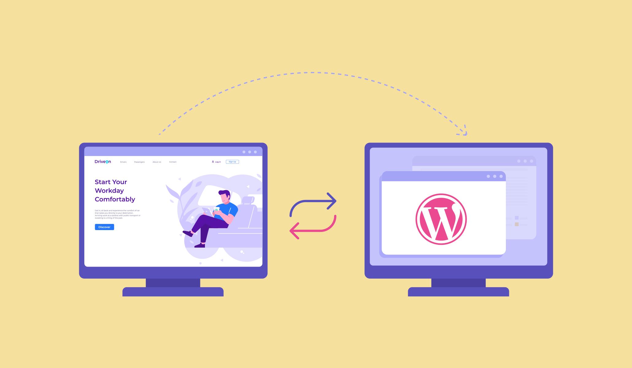 Best Practices for a Complex WordPress Website Migration