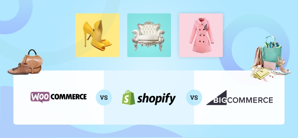 WooCommerce vs. Shopify vs. BigCommerce