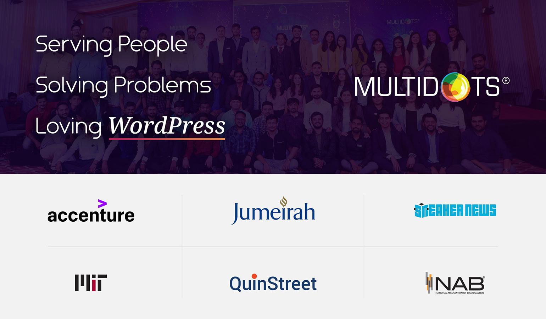 Multidots Client List