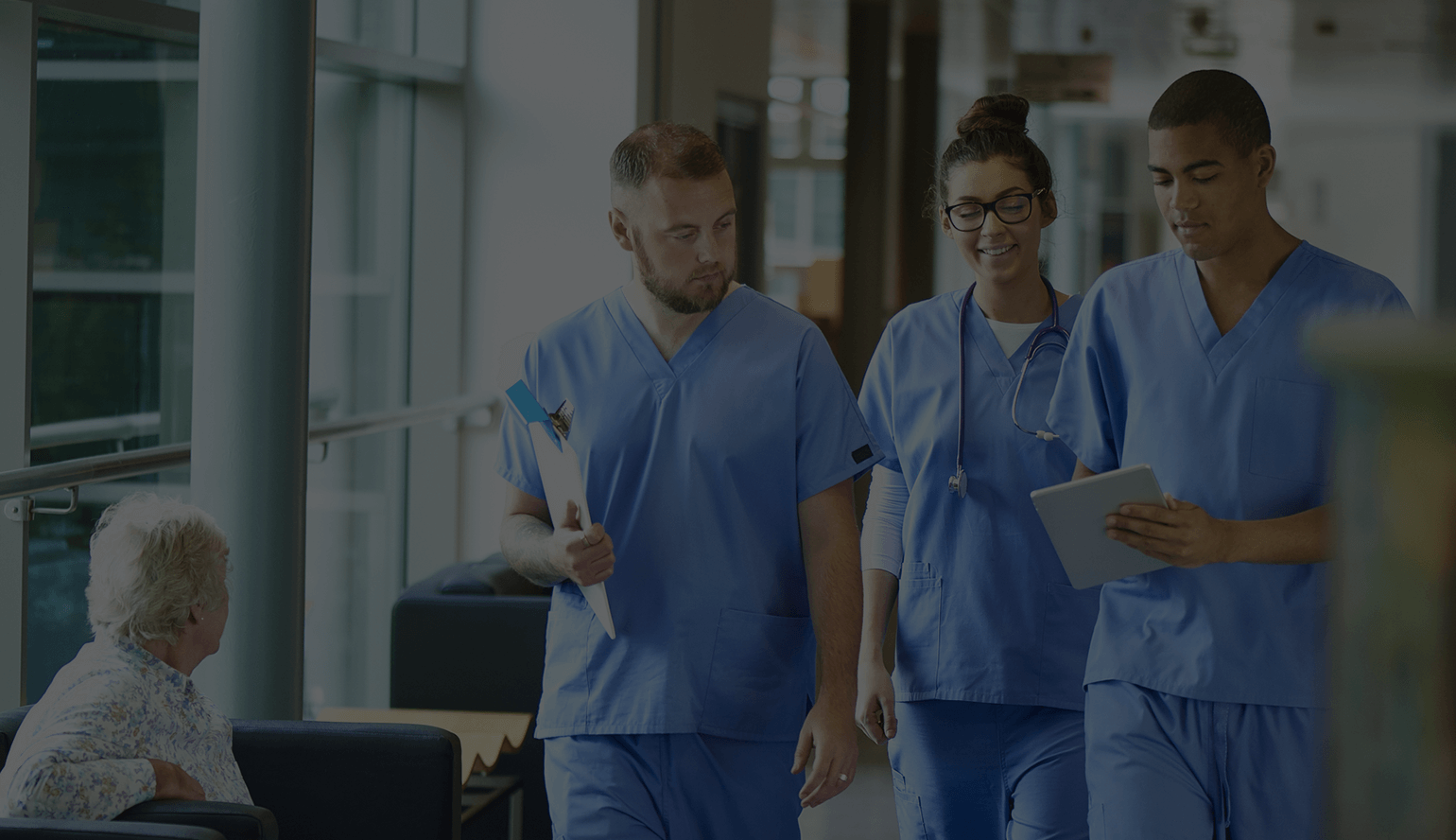 Discovery platform for allied health schools and study