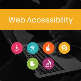 Making Web Easily Accessible with Web Accessibility
