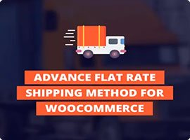 Advanced Flat Rate Shipping Method For WooCommerce Version 3.0.1