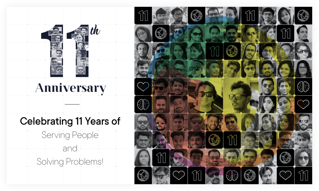 Celebrating 11 Years of Serving People and Solving Problems!