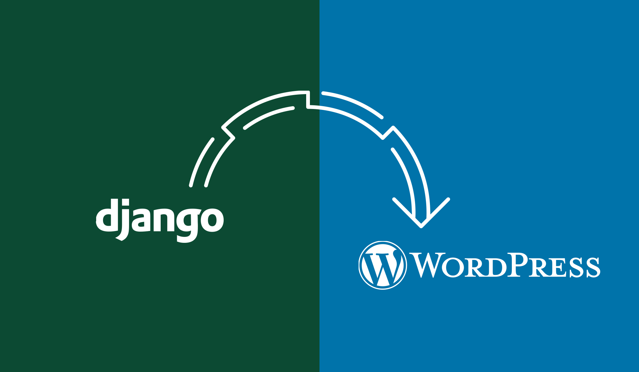 How to Migrate Django Website to WordPress – The Ultimate Guide
