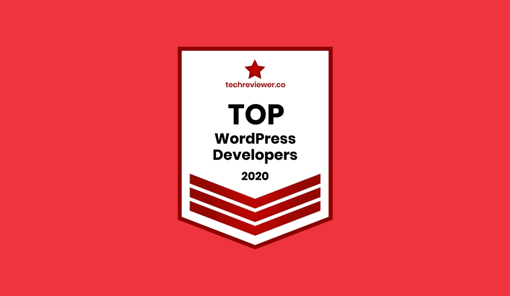 Multidots is recognized by Techreviewer as a Top WordPress Development Agency in 2020