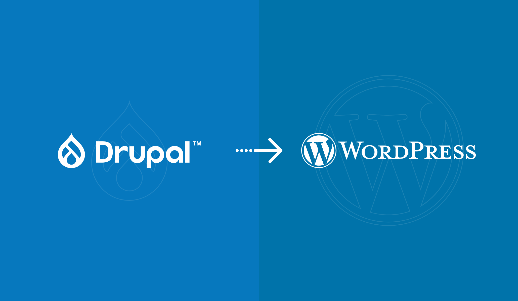 The Complete Step-by-Step Guide to Migrate from Drupal 7 to WordPress